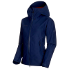 Mammut Women's Sota HS Hooded Jacket - Large - Peacoat