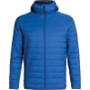Icebreaker Men's Hyperia Hooded Jacket - Small - Surf