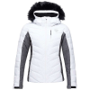 Rossignol Women's Rapide Heather Jacket - Small - Heather Grey
