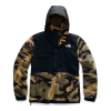 The North Face Men's Denali Anorak - Large - Burnt Olive Green Woods Camo Print