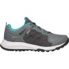 Keen Women's Explore WP Shoe - 12 - Steel Grey / Bright Turquoise