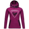 Rossignol Women's Lifetech Hoody - Medium - Dark Plum