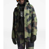 The North Face Men's Lyell Jacket - Large - Four Leaf Clover Terra Camo Print