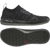 Adidas Men's Terrex Boat DLX Parley Shoe - 12.5 - Black / Carbon / Chalk White