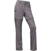 The North Face Women's Paramount 2.0 Convertible Pant - 2 Long - Graphite Grey