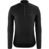 Louis Garneau Men's Edge 2 LS Jersey - XL - Black