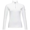Rossignol Women's Classique 1/2 Zip Top - Medium - White