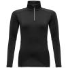 Rossignol Women's Classique 1/2 Zip Top - Large - Black