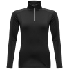 Rossignol Women's Classique 1/2 Zip Top - Medium - Black