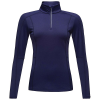 Rossignol Women's Classique 1/2 Zip Top - Medium - Nocturne