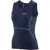 Louis Garneau Women's Tri Comp Sleeveless Top - XL - Navy / Blue / Pink