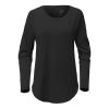 The North Face Women's Workout L/S Top - Large - TNF Black