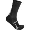 Castelli Men's Primaloft 15 Sock - Small / Medium - Black