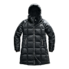 The North Face Women's Acropolis Parka - Large - TNF Black Matte Shine