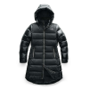 The North Face Women's Metropolis III Parka - Medium - TNF Black Matte Shine