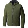 Mountain Hardwear Men's Kor Hoody Jacket - Large - Surplus Green