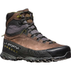 La Sportiva Men's TX5 GTX Boot - 46 - Chocolate / Avocado
