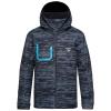 Rossignol Boys' Ski PR Jacket - 8 - Cloudy