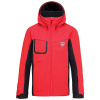 Rossignol Boys' Ski Jacket - 8 - Crimson