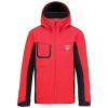 Rossignol Boys' Ski Jacket - 10 - Crimson