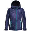 Rossignol Girls' Ski PR Jacket - 10 - Aquarela