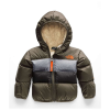 The North Face Infant Moondoggy 2.0 Down Jacket - 3-6M - New Taupe Green