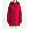 The North Face Women's Def Down GTX Parka - XS - TNF Red / TNF Red