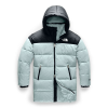The North Face Girls' Gotham Down Parka - XS - Blue Frost Iridescent