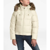 The North Face Girls' Gotham Down Bomber - XS - Vintage White