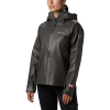 Columbia Titanium Women's OutDry Ex Reign Jacket - Small - Charcoal Heather