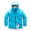 The North Face Girls' Freedom Insulated Jacket - XS - Turquoise Blue