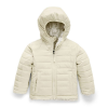 The North Face Toddler Girls' Reversible Mossbud Swirl Jacket - 2T - Vintage White