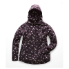 The North Face Women's Glacier Alpine Pullover Hoodie - Medium - Galaxy Purple Sparse Triangle Print