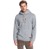 Quiksilver Men's Keller Hood Sweater - Large - Medium Grey Heather