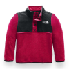 The North Face Toddlers' Glacier 1/4 Snap Top - 6T - TNF Red