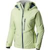 Mountain Hardwear Women's Vintersaga Insulated Jacket - XL - Headlamp