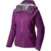 Mountain Hardwear Women's Superforma Jacket - Small - Cosmos Purple