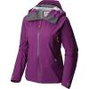 Mountain Hardwear Women's Superforma Jacket - Medium - Cosmos Purple
