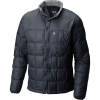Mountain Hardwear Men's PackDown Jacket - XXL - Dark Zinc