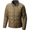 Mountain Hardwear Men's PackDown Jacket - XXL - Darklands