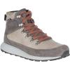 Merrell Men's Ashford Classic Chukka Leather Shoe - 7 - Charcoal