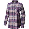 Mountain Hardwear Women's Karsee LS Shirt - Large - Cosmos Purple