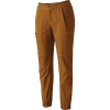 Mountain Hardwear Women's AP Scrambler Pant - 12 - Golden Brown