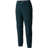 Mountain Hardwear Women's Dynama Lined Pant - 12 - Blue Spruce
