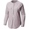 Mountain Hardwear Women's Karsee LS Pullover Top - XL - Mystic Purple