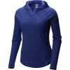 Mountain Hardwear Women's Daisy Chain Hoody - Small - Blue Print