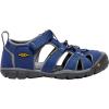 Keen Youth Seacamp II CNX Sandal - 3 - Blue Depths / Gargoyle