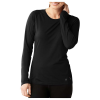 Smartwool Women's Merino 150 Baselayer LS Top - Small - Black
