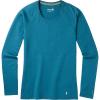 Smartwool Women's Merino 150 Baselayer LS Top - Medium - Light Marlin Blue