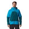 Mountain Hardwear Men's High Exposure GTX C-Knit Jacket - Medium - Traverse